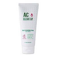 Пенка для умывания для проблемной кожи Etude House AC Clinic Acne Foam