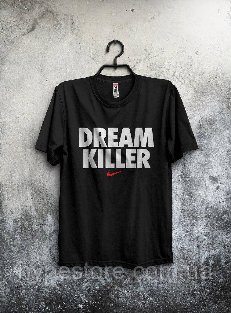 Футболка мужская Nike Dream Killer, Реплика