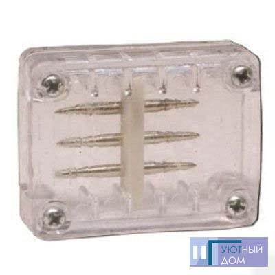 Соединитель Feron для светодиодного дюралайта LED 3 WAY
