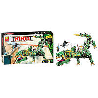 Конструктор Ниндзя Ninjago Дракон Робот на 573 детали, фигурки,в коробке53-30,5-6 см10718