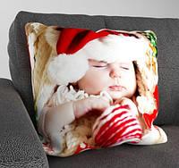 """Декоративная подушка """"С Новым Годом"""""""
