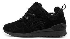 Мужские зимние кроссовки Asics Gel Lyte III MT Boot Black (Сникербут). ТОП Реплика ААА класса.