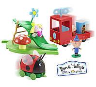 Игровой набор Маленькое королевство Бена и Холли Ben & Holly's Little Kingdom Kingdom Value Playset