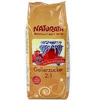 Сахар тростниковый с пектином Naturata 500 г