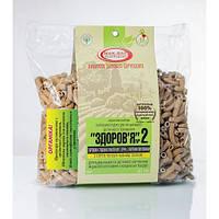 Макароны Здоровье № 2 из пшеничной муки с ржаными отрубями МакВар Экопродукт 400 г