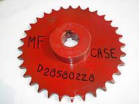 Звёздочка D28580228 Z-32  MF-38. 40