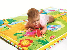 Развивающие и игровые коврики