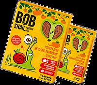 Пастила Яблоко - тыква Bob Snail, 30 грамм