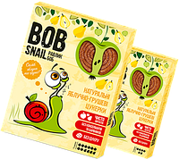 Пастила Яблоко - груша Bob Snail, 60 грамм