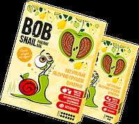 Пастила Яблоко - груша Bob Snail, 120 грамм