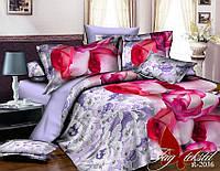 Семейный комплект постельного белья ранфорс R2036 ТМ TAG