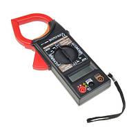 Мультиметр клещи токоизмерительные DT 266 тестер, 1001176, токовые клещи, токовые клещи dt, Мультиметр DT 266 тестер, токовые цифровые клещи, токовые