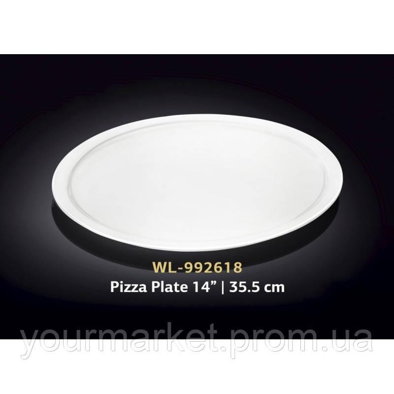 WL-992618, Блюдо для пиццы Wilmax 35,5 см