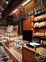 Дизайн-проект кафе, ресторанов и фуд-кортов