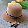 Шляпка женская зимняя, фото 4