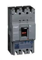 Корпусный автоматический силовой выключатель 400А, 3п, (Hager)