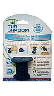 ВЫБОР ПОКУПАТЕЛЕЙ! 1002270, Пробка для ванной TUB SHROOM, Tub Shroom, 1002270, фильтр для сливного отверстия, фильтр сливной, фильтр для ванной, Tub