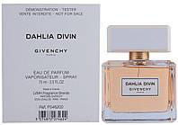 Givenchy Dahlia Divin парфюмированная вода 75 ml. (Тестер Живанши Дахлиа Дивин)