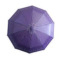 Зонт женский R&B складной полуавтомат на 10 спиц, 1001691, зонты женские, женский зонт, зонт автомат женский