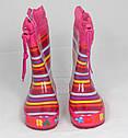 Резиновые утепленные сапоги Даша ТМ Шалунишка размер 29, фото 3