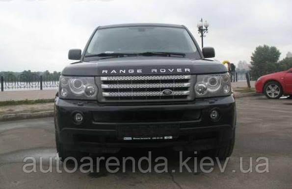 Аренда Range Rover Sport Supercharged