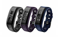 Фитнес браслет Garmin Vivosmart HR+,GPS, WW, Regular (Black,Purple,Blue)