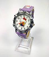 Детские наручные часы Kitty: 100-45 фиолет