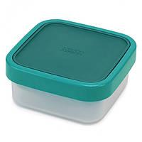 Ланч контейнер для салата 3-в-1 Joseph Joseph GoEat, бирюзовый