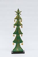 Елка новогодняя настольная деревянная высота 70 см
