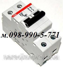 Автоматический выключатель АВВ SH202-C20