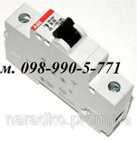 Автоматический выключатель АВВ SH201-C20