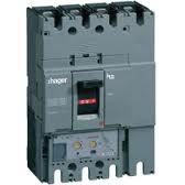 Автоматический корпусный выключатель h630, In=400А, 3п, 50kA, LSI, (Hager)