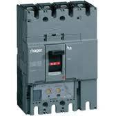 Автоматический корпусный выключатель h630, In=400А, 3п, 50kA, LSI HND400H, (Hager)