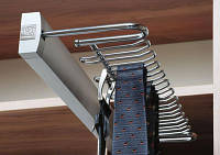 Вішалки для краваток і ременів