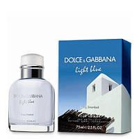 "Туалетная вода Dolce Gabbana ""Light Blue Living Stromboli"""