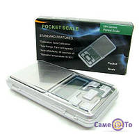 Електронні кишенькові ваги Pocket Scale MH-500, 1000353, електронні ваги купити, кишенькові ваги купити, портативні ваги купити, аптечні ваги купити,