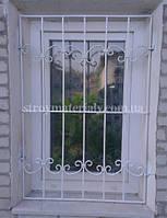 Металлические решетки на окна, фото 1