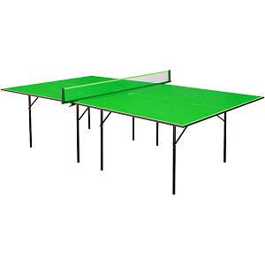 Теннисный стол любительский GSI-Sport (зеленый), код: GP-01