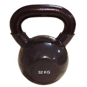 Гиря виниловая Rising 32 кг., код: DB2174-32