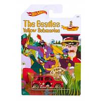 """Машинка Hot Wheels серии """"The Beatles"""" Morris Mini, DML69/DML72"""