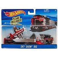 Машина дальнобойщика Sky Show Rig Hot Wheels, BDW51
