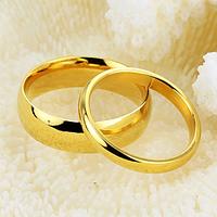 """Кольца для влюбленных """"Обручальные"""", в наличии жен. 15.5, 16.5, 17.3, 18, муж. 18, 19, 20, фото 1"""