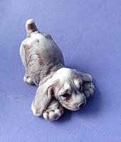 Собака Спаниель мыло ручной работы