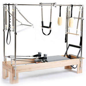 Комбинация реформер-трапеция Balanced Body, код: 910-002
