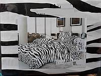 Комплект двуспального постельного белья 100% хлопок