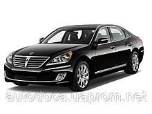 Защита картера двигателя и акпп Hyundai Equus 2013-