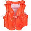 Надувной жилет Intex 58671 оранженвый