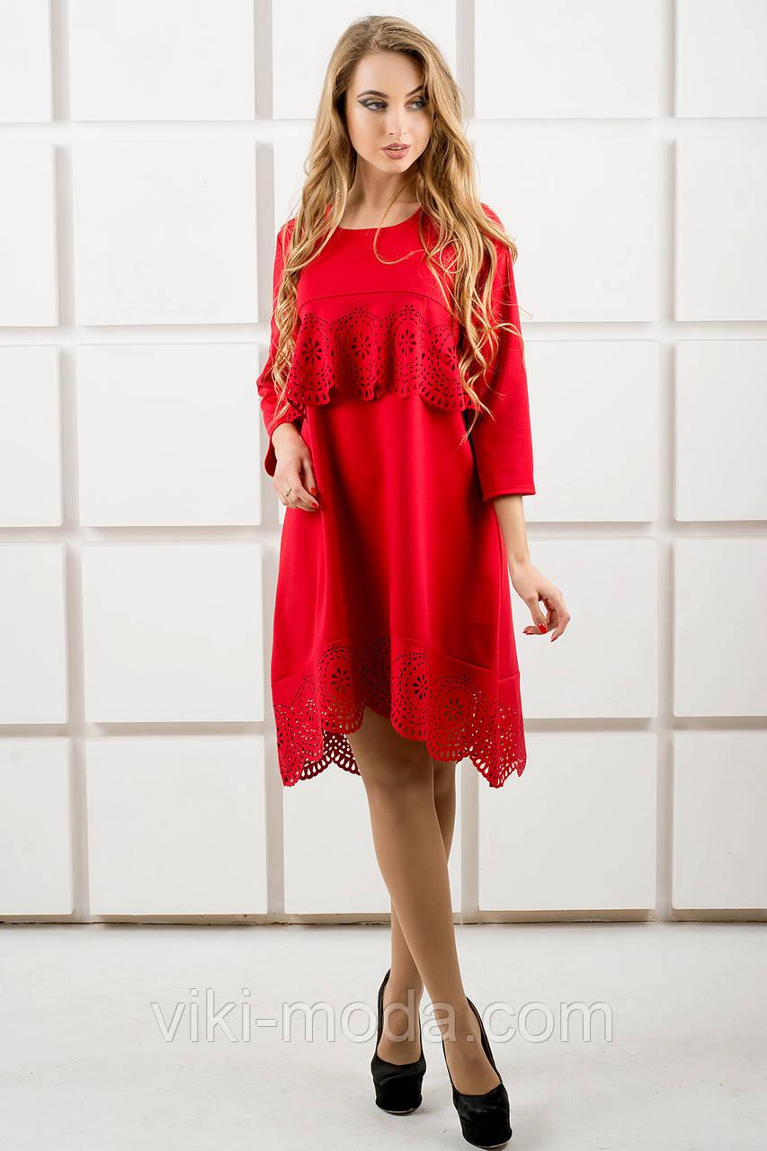 Молодежное платье свободного кроя - Оптово - розничный магазин одежды viki- moda в Киеве c2d361be54d