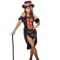 Женский карнавальный костюм Танцовщицы Кабаре