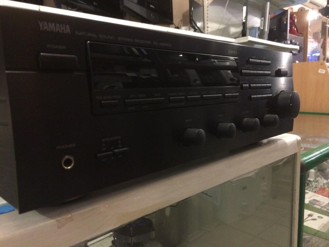 Стереоресивер YAMAHA RX-495RDS - Комиссионный магазин Лидер в Мариуполе